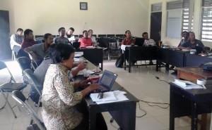 Lokakarya Penyusunan Panduan Pendampingan Pastoral GKSBS