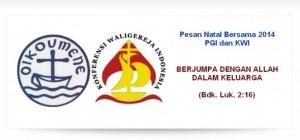 PGI dan KWI 2014