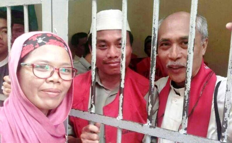 Laporan Tim Advokasi Keadilan Agraria GKSBS