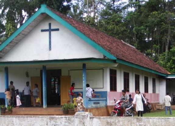 GKSBS Sumberhadi, Gereja Penghimpun MMK Sribawono