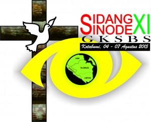 Logo Sidang XI Sinode GKSBS