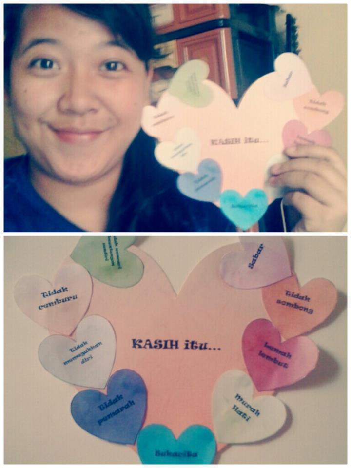 contoh kertas cinta kasih - gbr dari Intan Kagome