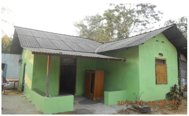 Bangunan yang sudah ada ini digunakan untuk Pondok Diakonia